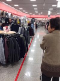 買い物レク*しまむらにて*