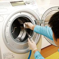 洗濯機を洗濯する選択?