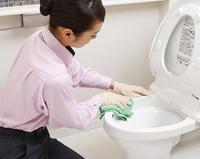 ドレミファそうじしよっ!トイレ
