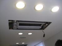 業務用エアコンクリーニング<天井埋込2方向タイプ>