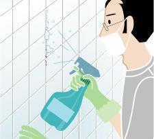 石川県金沢市ダスキン諸江町支店・浴室クリーニング