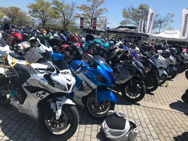 HAYABUSA Ride and Meete 2019