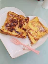 ☆フレンチトースト&おしらせ…みぃたん☆