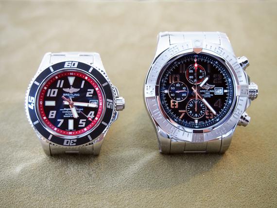new style df5aa e33de 森時計店|ニュース:ロレックス&ブライトリング入荷してます!