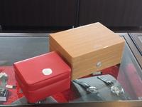 【豆知識】オメガの箱、変わってきてます!