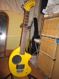 ぞうさんギターで