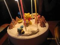 続・誕生日♪