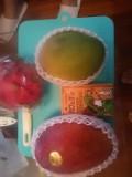 マンゴーとマンボウ