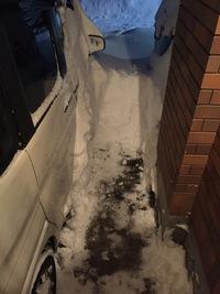 金沢でこんだけ雪降るていつ振りかしら:(;゙゚'ω゚'):