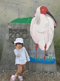 いしかわ動物園で大はしゃぎ(((o(*゚▽゚*)o)))♡
