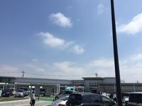 道の駅めぐみ白山オープンイベント観戦^ ^