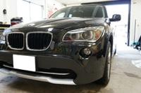 BMW X1 HIDバルブ交換