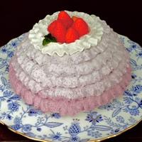 フリルケーキ