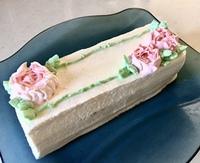 ピオニーのケーキ