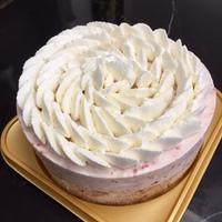 Lesson / mousse au yaourt à la fraise
