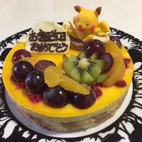 キャラケーキ/pikachu