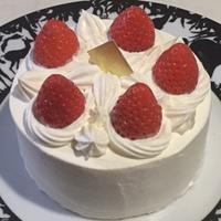 いちごのショートケーキ2018