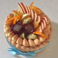 Charlotte de fruits frais