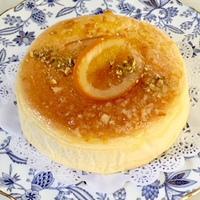 スフレチーズケーキ オランジュ