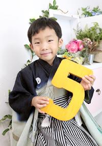 七五三☆五歳