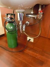炭酸泉を導入しました