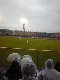 プロ野球 中日vs日本ハム