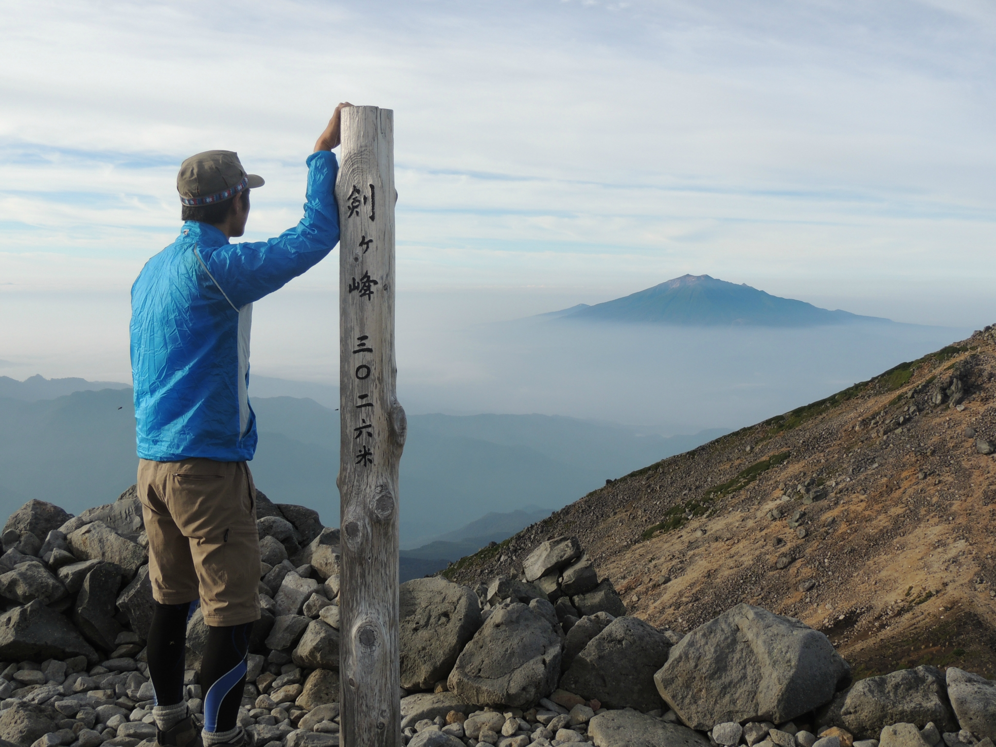 北アルプス乗鞍岳日帰り登山