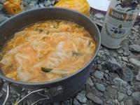 山めし:チゲ鍋~手間なし・簡単・おいしい山めしレシピ