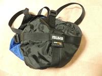 イスカ(ISUKA)ウルトラライトコンプレッションバッグM:買って良かった山道具・コンプレッションバッグ