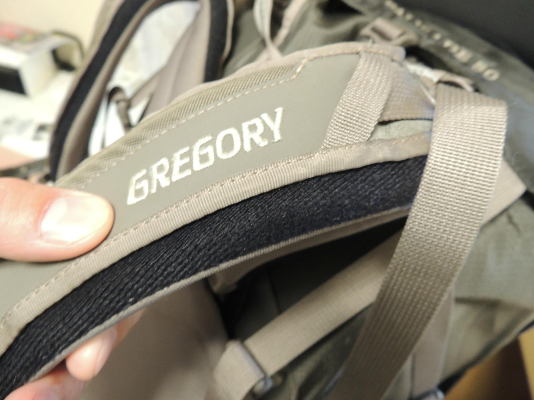 グレゴリー(Gregory)パリセード80