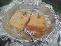 山めし:フレンチトースト~手間なし・簡単・おいしい山めしレシピ