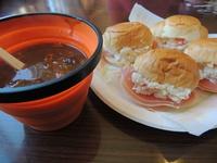 山めし:サンドイッチ~手間なし・簡単・おいしい山めしレシピ