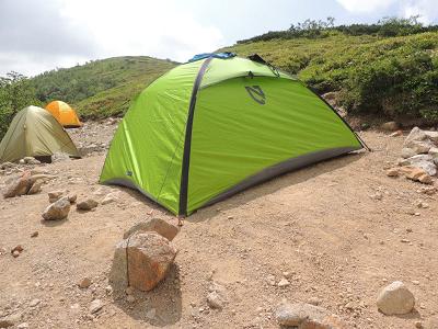 テント泊に必要な装備・道具・服装