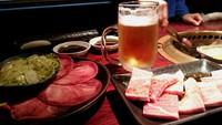 焼肉には・・絶対ビール派(笑)    鈑金塗装スタッフブログ