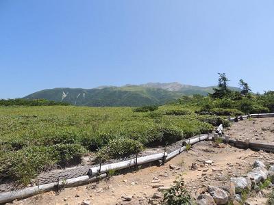 雲ノ平テント泊